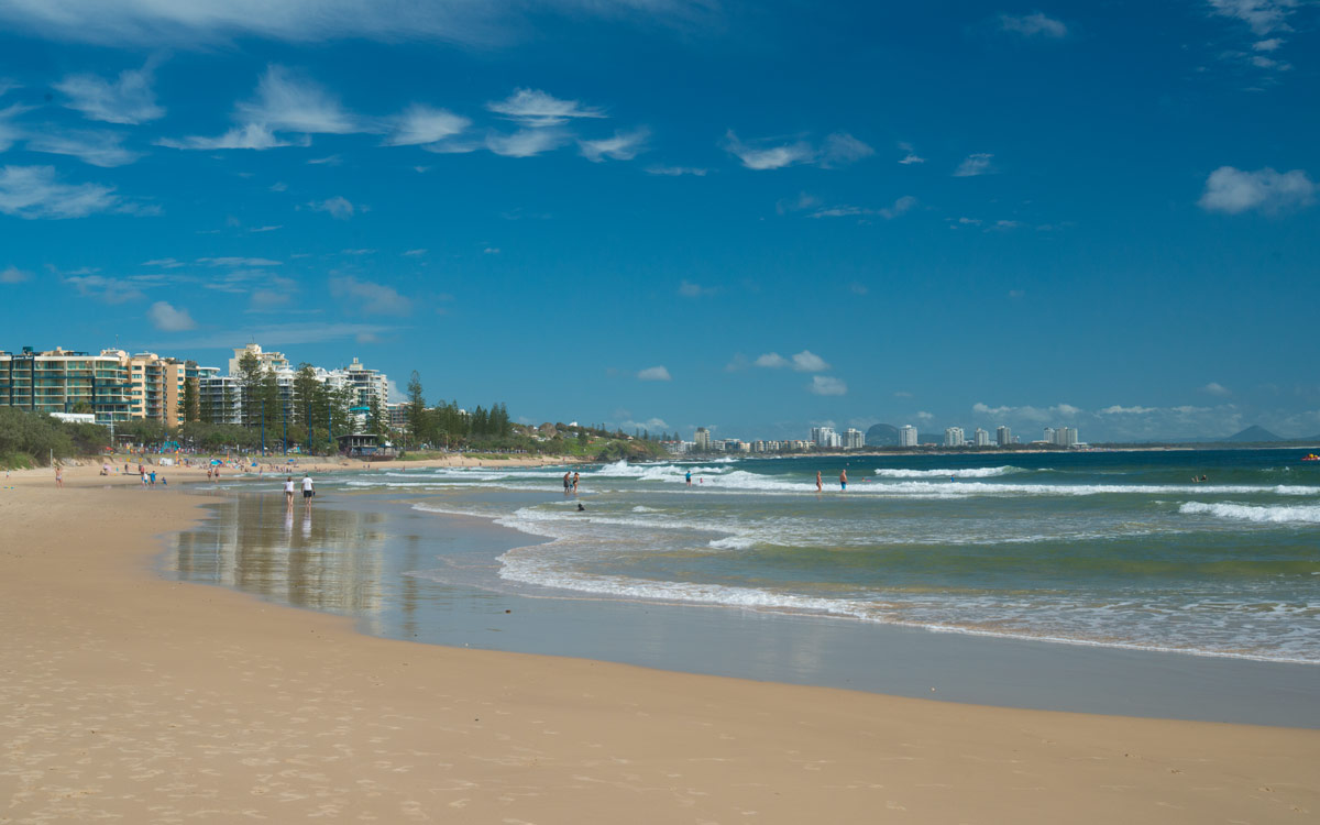 Sunshine Coast Beaches